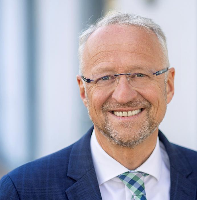 Norbert Meyer (M)ein Samtgemeindebürgermeister für die gesamte Ostheide